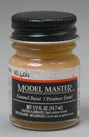Testors Model Master RAF Trainer Yellow 1/2 oz Hobby and Model Enamel Paint #2063
