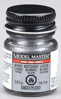 Testors Model Master Gray Metallic 1/2 oz Hobby and Model Enamel Paint #2753