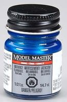 Testors Model Master Pearl Blue Gloss 1/2 oz Hobby and Model Enamel Paint #2771