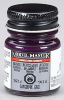 Testors Model Master Pearl Purple 1/2 oz Hobby and Model Enamel Paint #2774