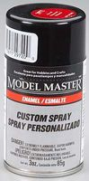 Testors Model Master Spray Fire Red 3 oz Hobby and Model Enamel Paint #2972