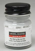 Testors Model Master Gray Primer GP00843 1/2 oz Hobby and Model Acrylic Paint #4680