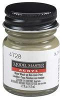 Testors Model Master Olive Drab FS34087 1/2 oz Hobby and Model Acrylic Paint #4728