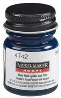 Testors Model Master Insignia Blue FS35044 1/2 oz Hobby and Model Acrylic Paint #4742