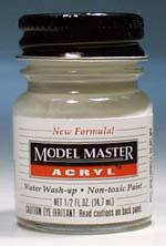 Testors Model Master Camouflage Gray FS36622 1/2 oz -- Hobby and Model Acrylic Paint -- #4766