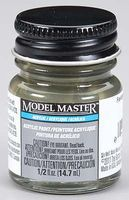 Testors Model Master Fieldgrau RAL 6006 Semi-Gloss 1/2 oz Hobby and Model Acrylic Paint #4860