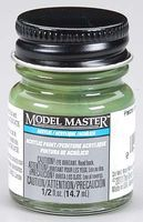Testors Model Master Panzer Olivgrun RAL 6003 Semi-Gloss Hobby and Model Acrylic Paint #4862
