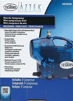 Testors Blue Mini Air Compressor