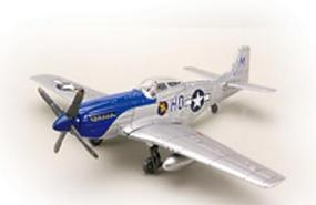 Testors P-51 Mustang Snap Tite Plastic Model Aircraft Kit 1/48 Scale #890001