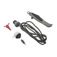 Testors Aztek A470 Single/Double Action Airbrush Kit Airbrush and Airbrush Set #a470l