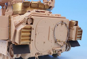Tetra 1/35 M3A3 Bradley w/Busk III Detail-Up Set for MGK (D)