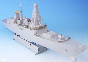 Tetra 1/350 HMS Type 45 Destroyer Detail-Up Set for TSM (D)