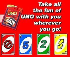 Traditional UNO Card Game Card Game #41001