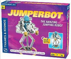 ThamesKosmos Jumperbot the Science of Springs Kit Science Engineering Kit #620363