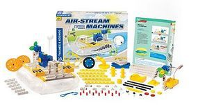 ThamesKosmos Air-Stream Machines Science Construction Kit Educational Science Kit #620912
