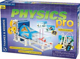 ThamesKosmos Physics Pro (V2.0) Science Kit Educational Science Kit #625314