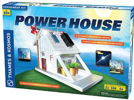 ThamesKosmos Power House in the 21st Century Experiment Kit