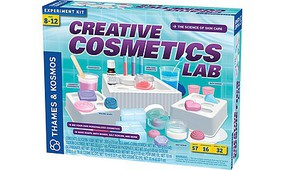 ThamesKosmos Creative Cosmetics Lab Experiment Kit