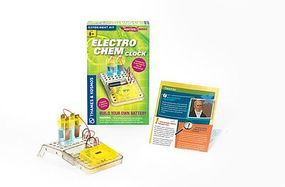 ThamesKosmos Electro Chem Clock Experiment Kit Science Experiment Kit #659073