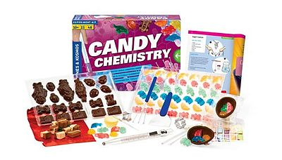 Thames and Kosmos Candy Chemistry Activity Kit -- Chemistry Kit -- #665003