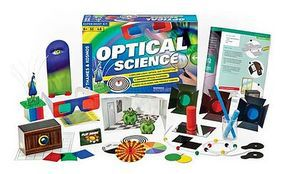 ThamesKosmos Optical Science & Art Experiment Kit Science Experiment Kit #665005