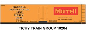 Tichy-Train Morrell 40 Wood Reefer