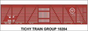 Tichy-Train N MP 40 Wood Stockcar Decal