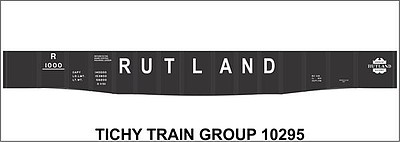 Tichy Train Group Rutland 52'6'' Gondola