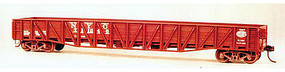 Tichy-Train War Emergency Composite Mill Gondola Kit Undecorated HO Scale Model Train Freight Car #40414