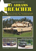 Tankograd American Special- M1 Abrams Breacher ABV Vehicle Technology & Service