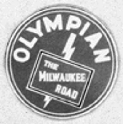 chicago milwaukee st paul pacific olympian w milwaukee road