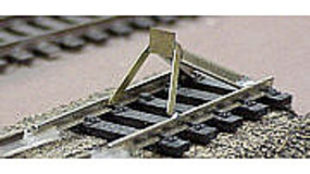Tomar Hayes Bumping Post Code 100 Rail HO Scale Model Railroad Operating Accessory #ho808