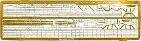 Toms IJN Submarines Detail Set (I1 & I400) Plastic Model Ship Accessory 1/350 Scale #3517
