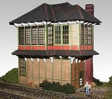 N-Scale-Arch Alto Tower Kit N Scale Model Railroad Building #10001