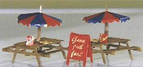 N-Scale-Arch Umbrellas/Signs/Menus 2/ - N-Scale (2)