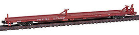 Trainworx PS 85 Flat Car PFE #53793 N Scale Model Train Freight Car #2854603
