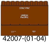Trainworx N 20STAC-PAC CONTNR UP