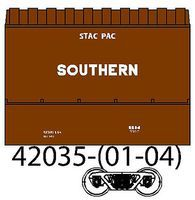 Trainworx N 20STAC-PAC CONTNR SOUTH