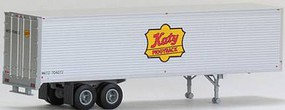 Trainworx Ho Trailer MK&T