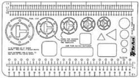 Top-Flite Scale Warbird Template