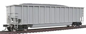 Trainman Aluminum Coal Gondola Undecorated HO Scale Model Train Freight Car #20000486