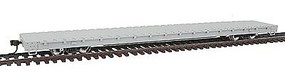Trainman 62 Flatcar Undecorated HO Scale Model Train Freight Car #20000700