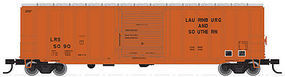 Trainman ACF(R) 50 6 Boxcar Laurinburg & Southern #5090 HO Scale Model Train Freight Car #20001823