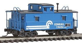 Trainman Cupola Caboose Conrail 19656 N Scale Model Train Freight Car #39879