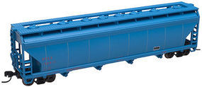 Trainman ACF(R) 5250 4-Bay Covered Hopper BFGX #1205 N Scale Model Train Freight Car #50000626