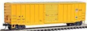 Trainman 506 Boxcar Union Pacific/MP #357187 N Scale Model Train Freight Car #50000771