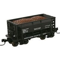 Trainman 70 ton Ore Car Lake Superior & Ishpeming 1602 N Scale Model Train Freight Car #50001608