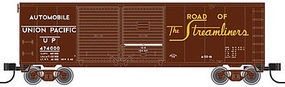 Trainman 40 Double-Door Boxcar Union Pacific #474000 N Scale Model Train Freight Car #50001929