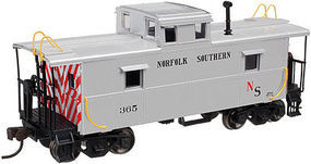 Trainman Cupola Caboose Norfolk Southern #367 N Scale Model Train Freight Car #50002590