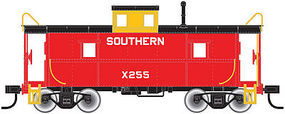 Trainman Cupola Caboose Southern X255 N Scale Model Train Freight Car #50002592